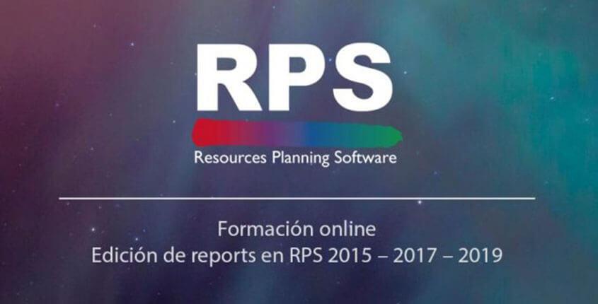 formación reportes rps