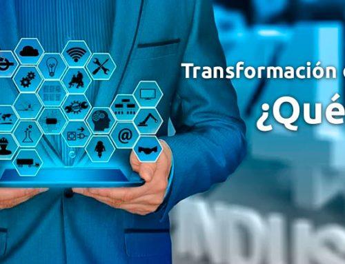 ¿Qué es transformación digital? ¿En qué consiste?