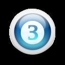 número tres