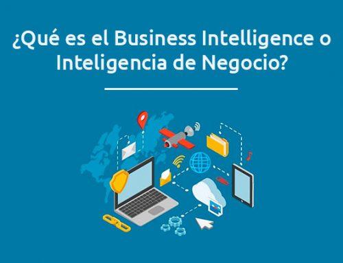 ¿Qué es el Business Intelligence?