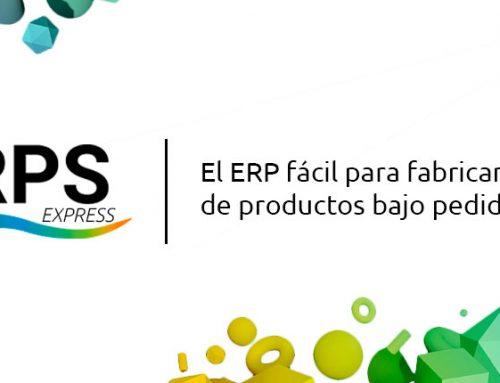 RPS EXPRESS, el ERP para la pequeña empresa